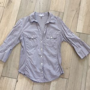 Standard James Perse button down top